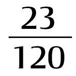 23x120