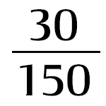 30x150