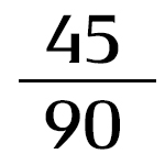 45x90